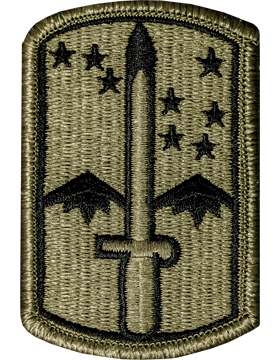 US Army OCP 172nd Infantry Brigade Patch
