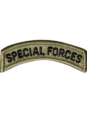 US Army Special Forces Tab OCP Scorpion Patch