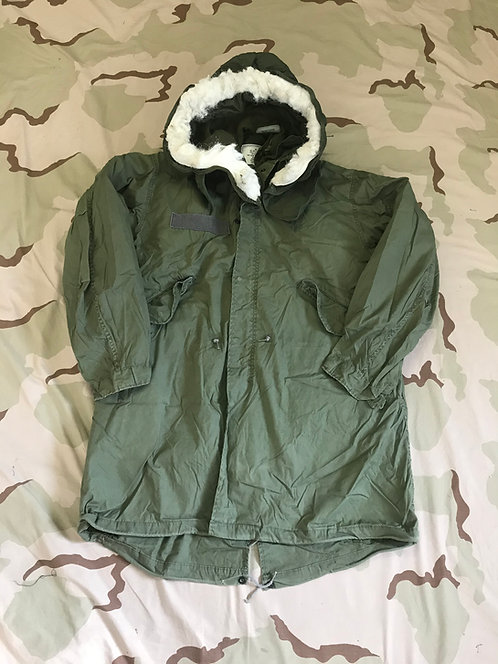 M-65 Fishtail Parka (Pre-Owned) w./ Hood & Liner