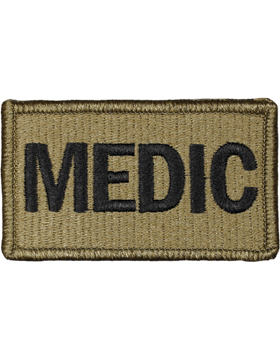US ARMY OCP Medic Brassard Patch