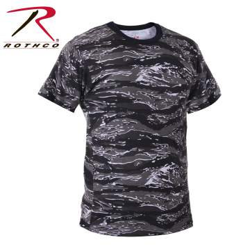 Rothco Urban Tiger Stripe Camo T-Shirt