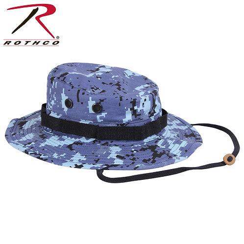 Rothco Sky Blue Digital Camo Boonie Hat