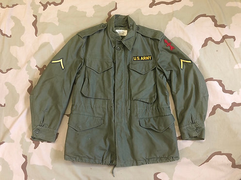 US Army 1960 M-1951 OG-107 Field Jacket