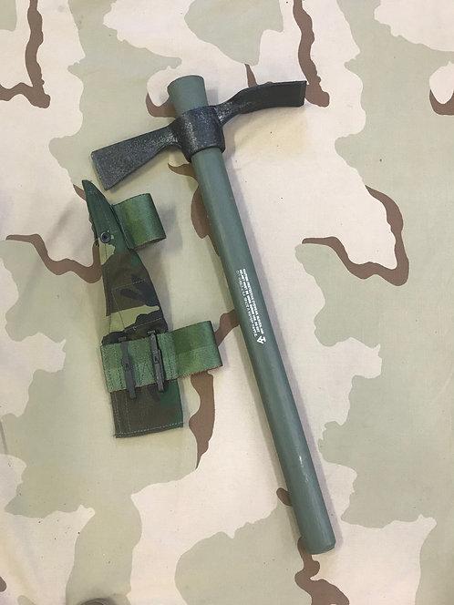 US Military Pick Axe Steel Mattock