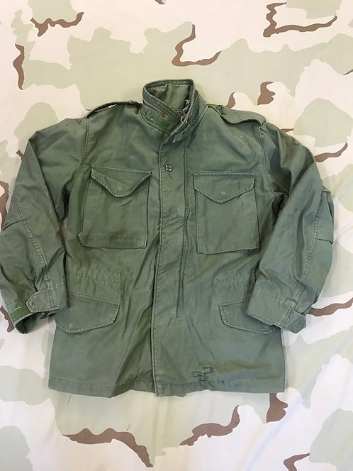 US Military M-65 Green Field Jacket OG-107