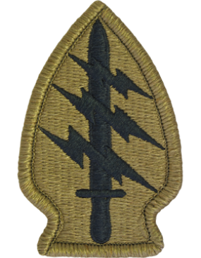 US Army Special Forces OCP Scorpion Patch