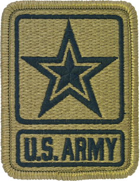 US Army OCP Army of One Patch