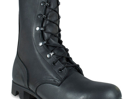 Fake vs. Authentic Military Combat Boots - The Comparison