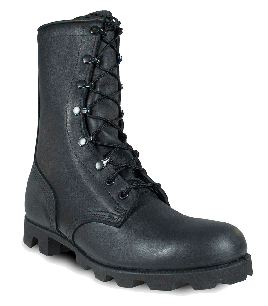 McRae All-Leather Military Combat Boot