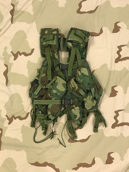 US GI Tactical Load Bearing Vest LBV-88 Enhanced