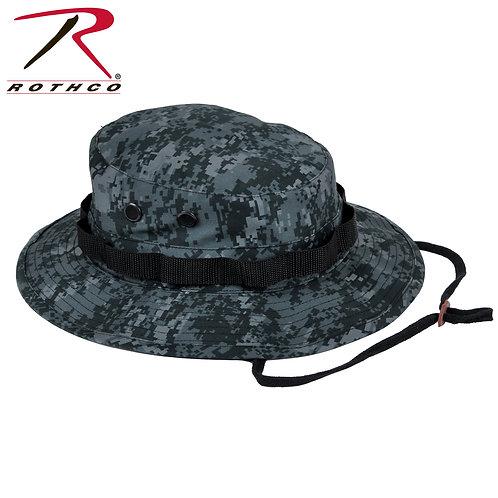 Rothco Midnight Digital Camo Boonie Hat
