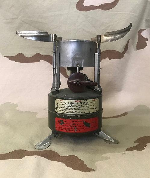 Vietnam Vintage M-1950 Gas Burner Stove