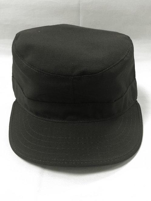 R&B Black BDU Combat Patrol Cap