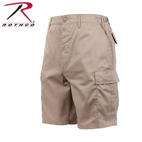 Rothco Khaki Tactical BDU Shorts