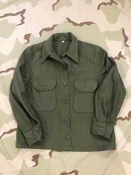 US Army Korean War Wool Field Shirt OG-108