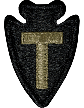 US Army OCP 36th Infantry Division Patch