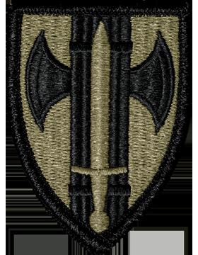 US Army OCP 18th Military Police Brigade Patch