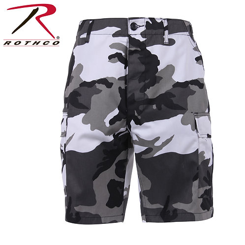 Rothco City Camo BDU Shorts