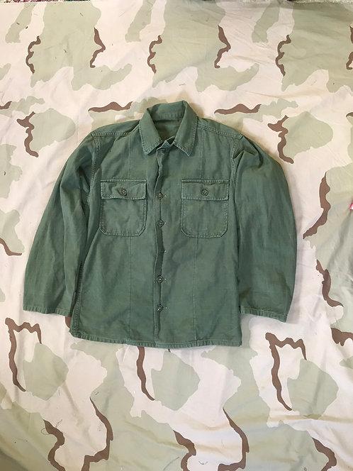 USGI Vietnam OG-107 Vintage Fatigue Shirt