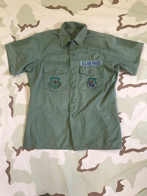US Air Force O.D. Green Utility Shirt OG-507