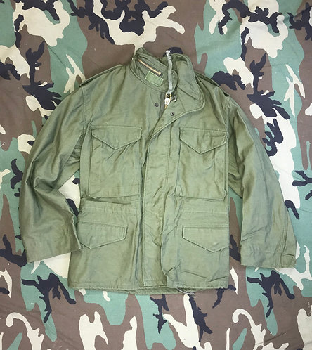 US GI OD Green Field Coat Cold Weather Jacket