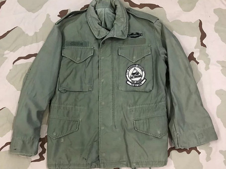 The History of the M-65 Field Jacket