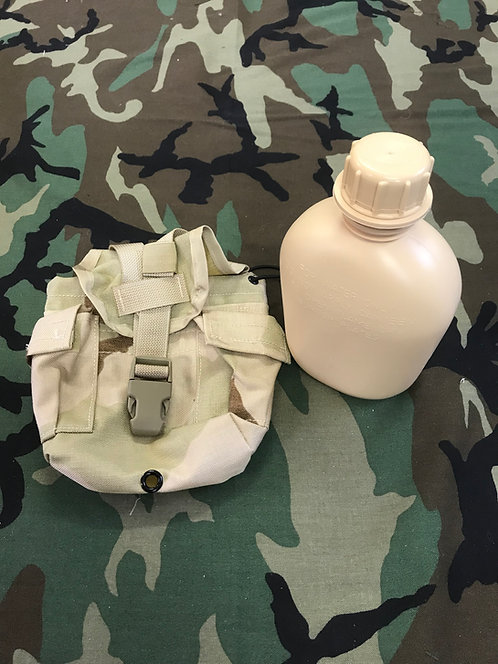 Molle II 1QT Canteen Pouch General Purpose NSN 8465-01-494-0272