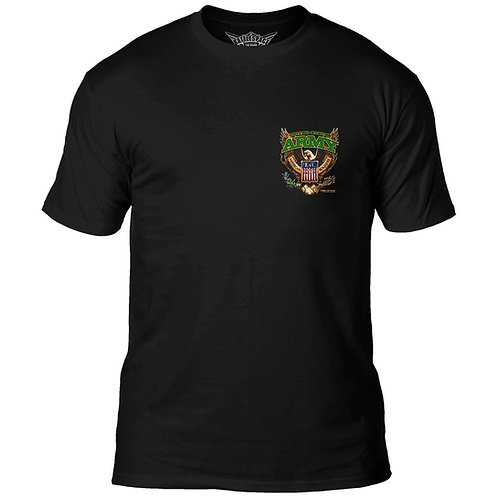 US Army 'Fighting Eagle' 7.62 Design T-Shirt