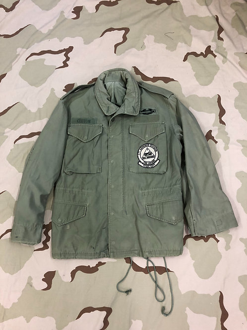 US Army OG-107 Green M-65 Field Jacket