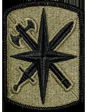 US Army OCP 14th Military Police Brigade Patch