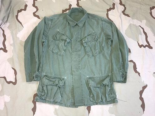 Vietnam Vintage OG-107 Jungle Fatigue Shirt Poplin