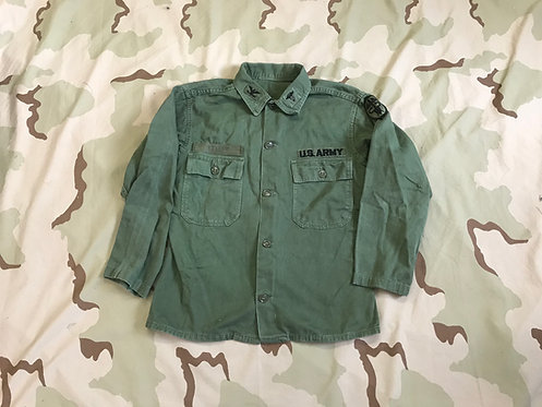 Vintage OG-107 Cotton Sateen Fatigue Shirt Type I