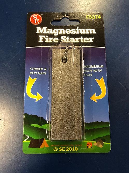 Magnesium Fire Starter w/ Striker
