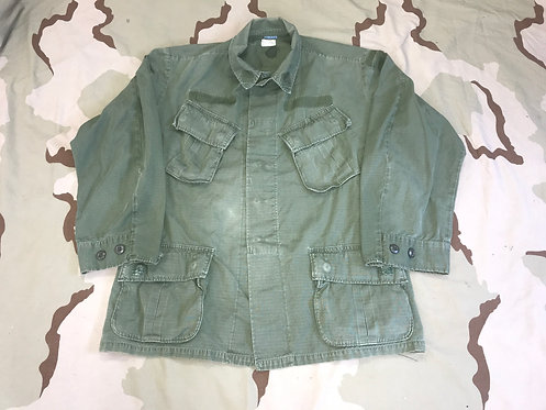 USGI Vintage Vietnam OG-107 Jungle Fatigue Shirt