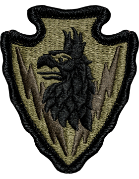 US Army OCP 71st Ordnance Group Patch