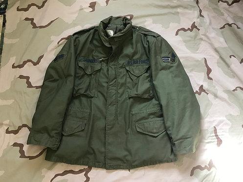 M-65 Field Jacket OG-107 Coat Cold Weather