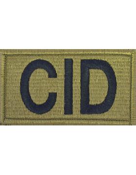 US ARMY OCP CID Brassard Patch