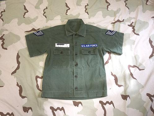 US Air Force Cotton Sateen OG-107 Shirt