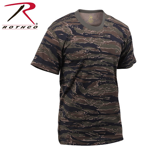 Rothco Tiger Stripe Camo T-Shirt