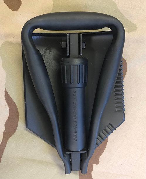 USGI Military Tri-Fold Shovel & Entrenching Tool (E-Tool)