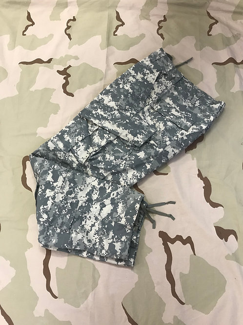 US Army ACU Pants Camo Trousers Combat Uniform New