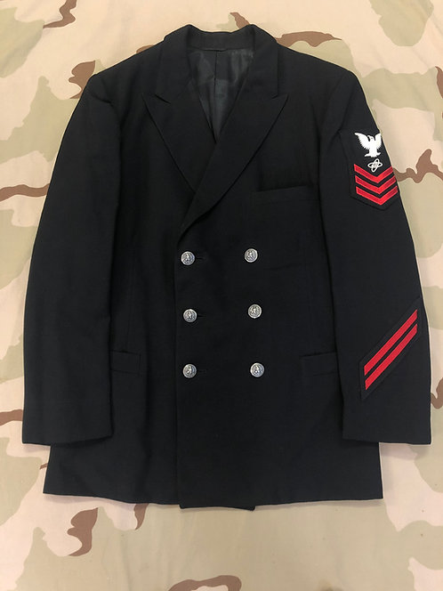 US Navy Petty Officer Dress Jacket & Trousers