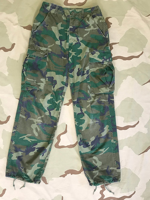 Vintage ERDL Gen 2 Camo Hot Weather Trousers