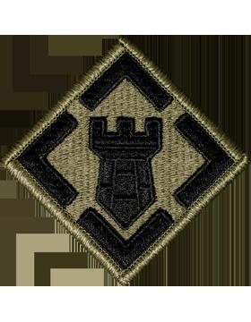 US Army OCP 20th Engineer Brigade Patch