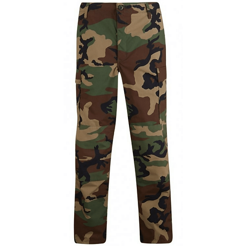 Propper BDU Trousers Woodland Camo Cargo Pants
