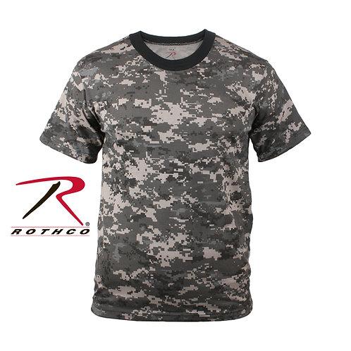 Rothco Subdued Urban Digital Camo T-Shirt