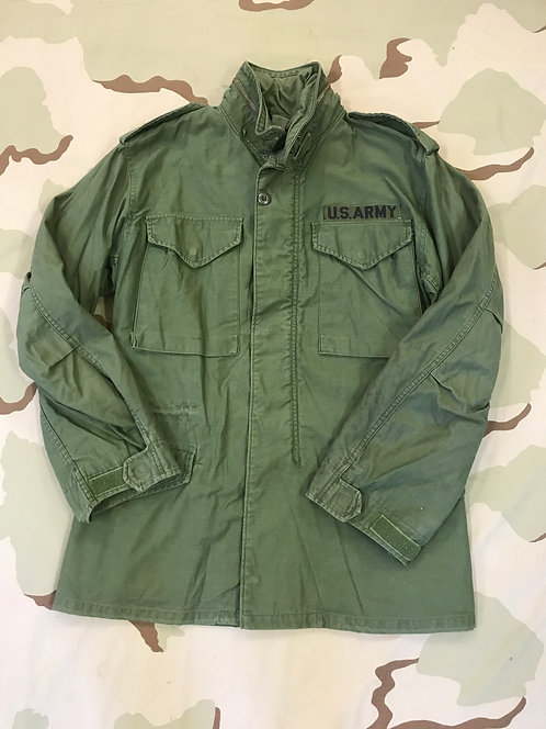 US Military M-65 Cold Weather Field Jacket OG-107