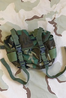 US GI Training Field Butt Pack NSN 8465-00-935-6825 ALICE