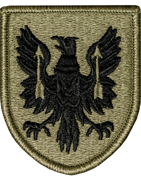 US Army OCP 11th Aviation Brigade Patch
