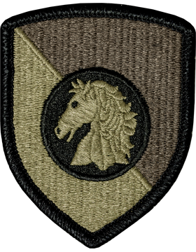 US Army OCP 300th Sustainment Brigade Patch